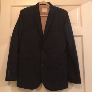 Vanishing elephant blazer